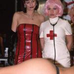 Doktorsex mit Schwester Agnes