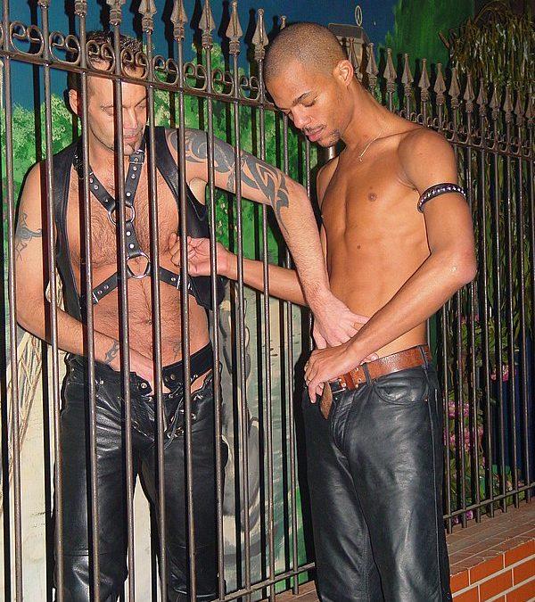 Gay Darkroom