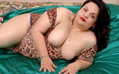 Dicke fette Sex Schlampe